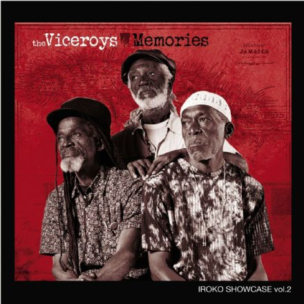 Viceroys meets Lone Ark - Memories: Iroko Showcase Vol. 2 (Iroko) LP